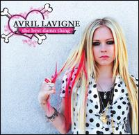 Avril Lavigne - The Best Damn Thing, cover